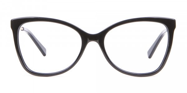 New-In Woman Black Butterfly Frame UK-1