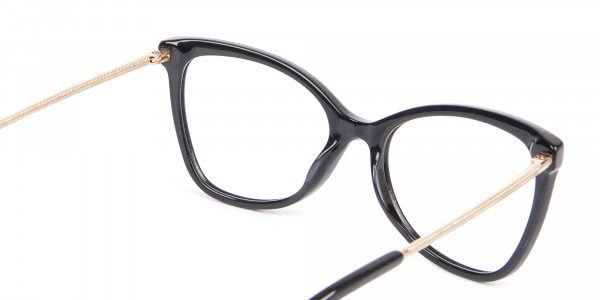New-In Woman Black Butterfly Frame UK-5