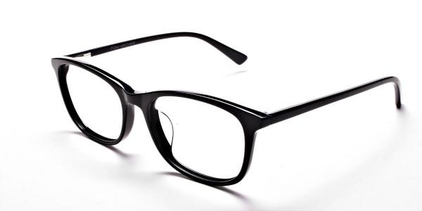 Black Classic Glasses -2