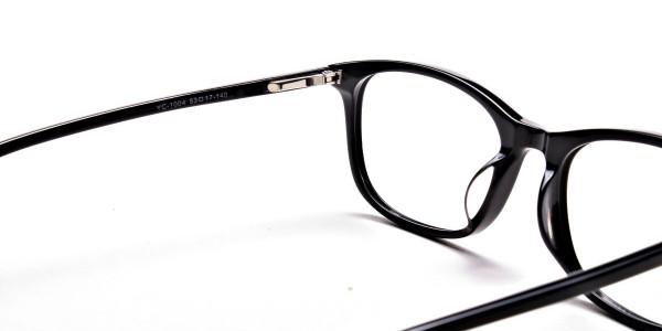 Black Classic Glasses -4