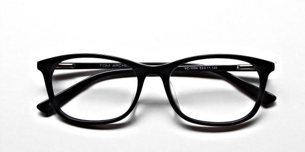 Black Classic Glasses -5