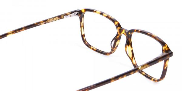 Havana & Tortoiseshell Glasses - 4