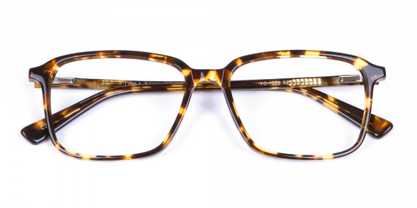 Havana & Tortoiseshell Glasses - 5