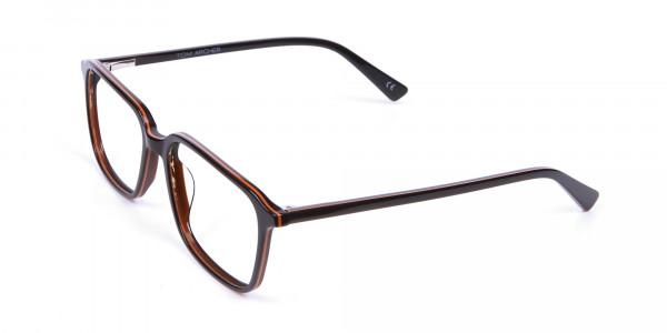 Fashion Rectangular Glasses - 2