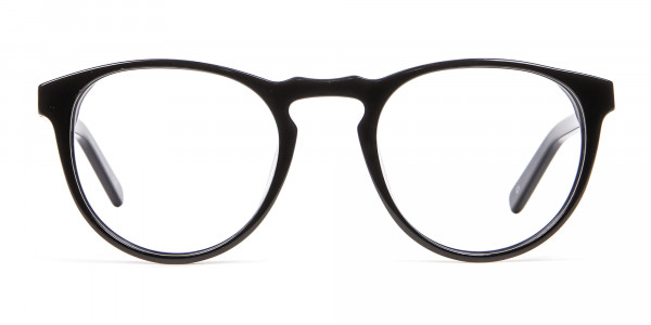 Round Black Glasses Online