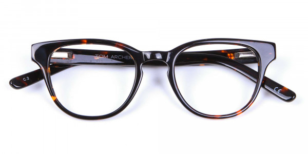 Black and Brown Glasses - 5