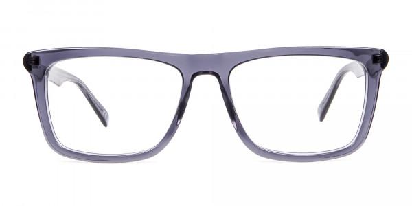Transparent Grey -1