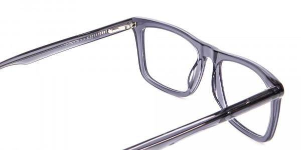 Transparent Grey -5
