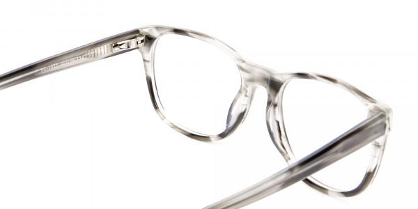 Marbled Silver Grey -5