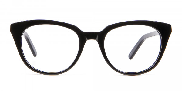 Perfect Winged Eyeliner Like Cat Eye Frames
