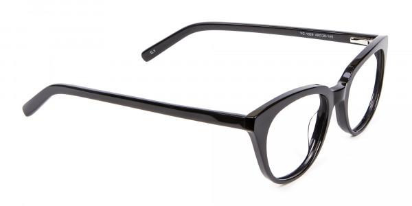 Perfect Winged Eyeliner Like Cat Eye Frames - 1