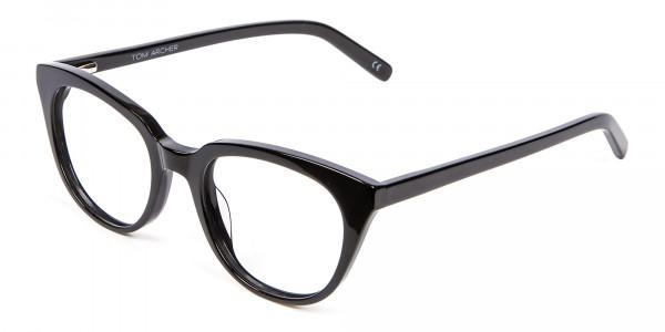 Perfect Winged Eyeliner Like Cat Eye Frames - 2