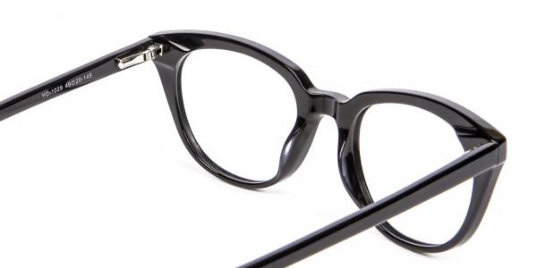 Perfect Winged Eyeliner Like Cat Eye Frames - 4
