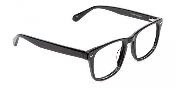 WAYFARER Black Glasses - 1