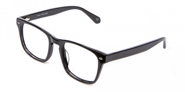 WAYFARER Black Glasses - 2