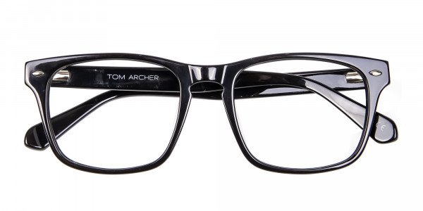 WAYFARER Black Glasses - 5