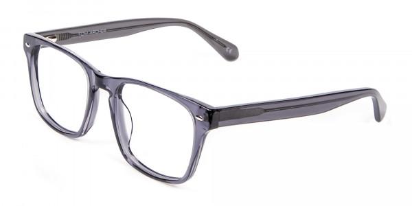 Smart Black & Grey Transparent - 2