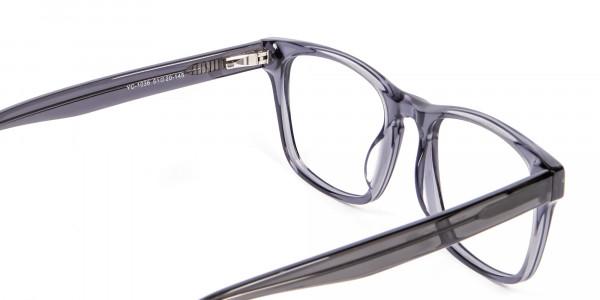 Smart Black & Grey Transparent - 4