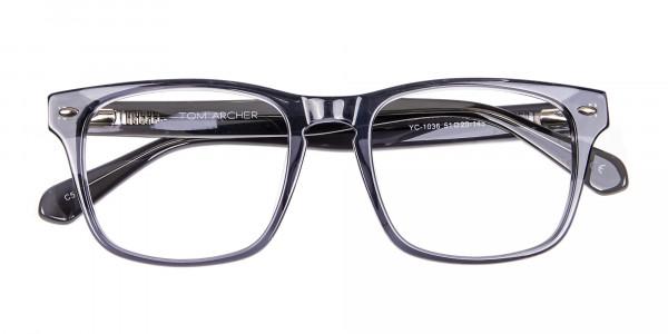 Smart Black & Grey Transparent - 5