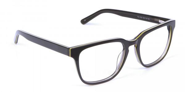 Black & Yellow Stripe - 1