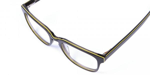 Black & Yellow Stripe - 5