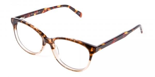 Havana & Tortoiseshell Chic Glasses - 2