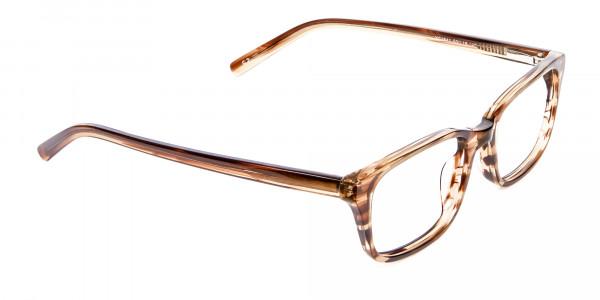 Crystal Brown Glasses -2