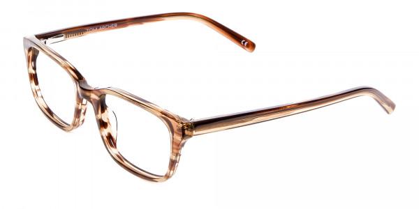 Crystal Brown Glasses -3