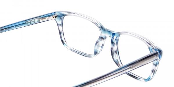 Crystal Blue Frames -5