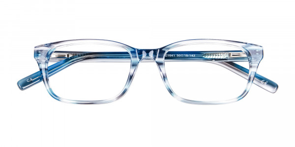 Crystal Blue Frames -6