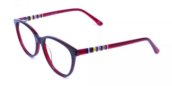Colourful Cat Eye Frame - 2