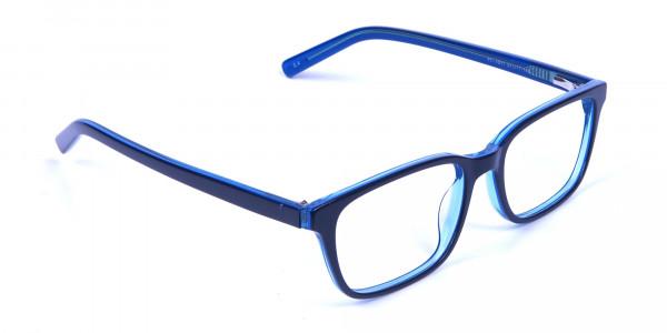 Rectangular Glasses for Men and Women - 1