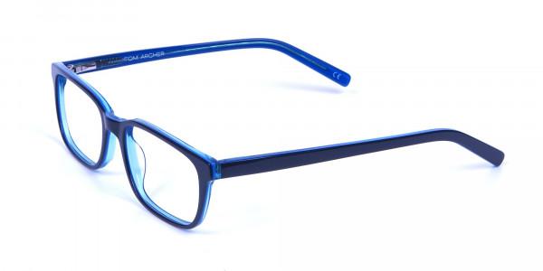 Rectangular Glasses for Men and Women - 2