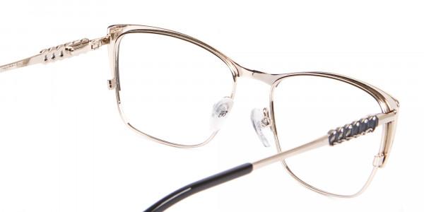 Lady Glasses Rectangular and Cateye-5