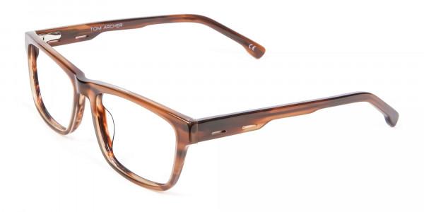 Wayfarer Shape Avant-Garde Sunglasses - 2