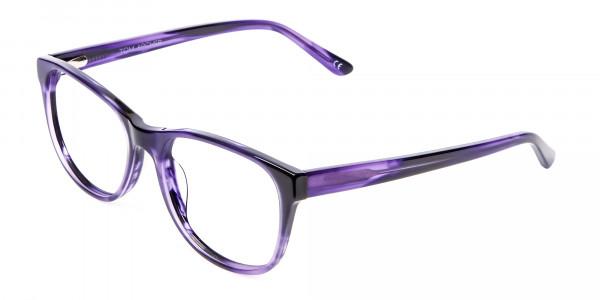 dark violet marble -3