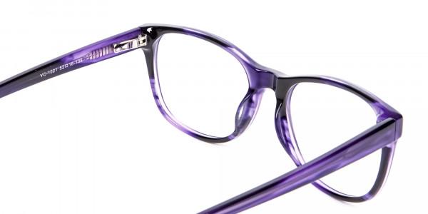 dark violet marble -5