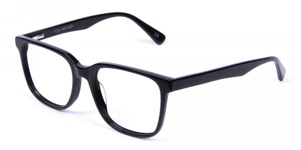 Darkest Black Glasses - 2