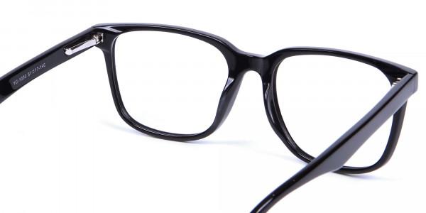 Darkest Black Glasses - 4