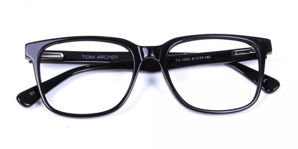 Darkest Black Glasses - 5