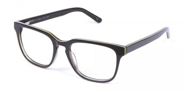 Black & Yellow Stripe - 2