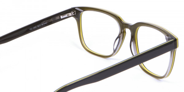 Black & Yellow Stripe - 4