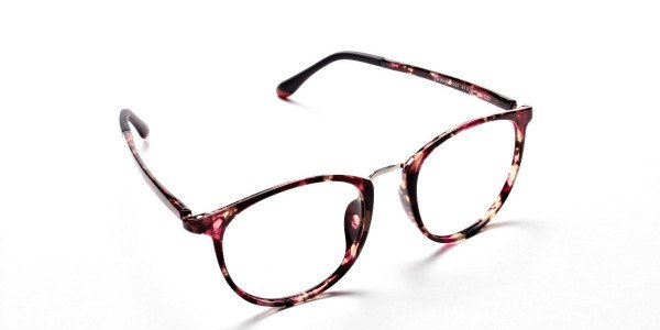 Violet Havana Glasses -1