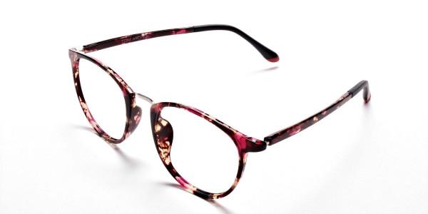 Violet Havana Glasses -2