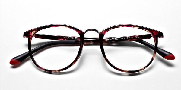 Violet Havana Glasses -5