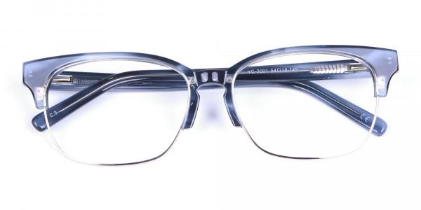 Smokey Blue Marbled - 5