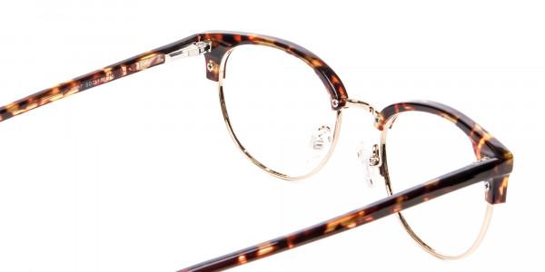 Havana Tortoise and Gold Glasses -5