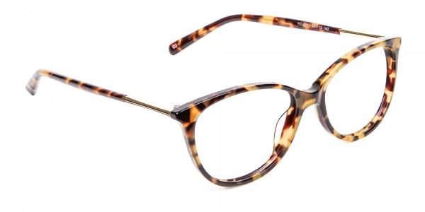 Subtlest Cat-Eye Havana & Tortoiseshell -2