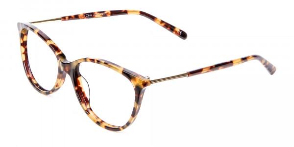 Subtlest Cat-Eye Havana & Tortoiseshell -3
