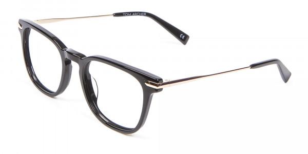 Rectangular Glasses with Round Edges - 2